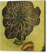 Eye Flower Acrylic Print