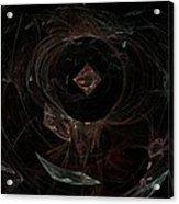 Eye Of Chaos Acrylic Print