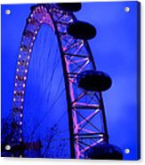 Eye Of London Acrylic Print