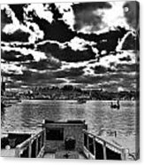 Eye Over Baltimore Part 1 Acrylic Print