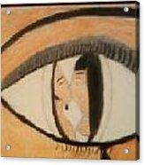 Eye Use To Love Him  Acrylic Print