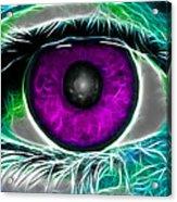 Eyeconic Acrylic Print