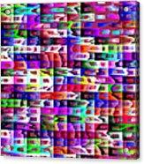 Eyestrain Acrylic Print