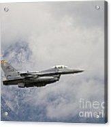 F-16 Fighting Falcon Acrylic Print
