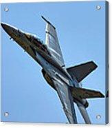 F-18 Hornet Acrylic Print