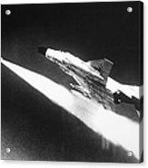 F-4 Phantom Fighter Jet Acrylic Print