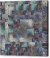 Facade 14 Acrylic Print