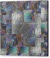 Facade 15 Acrylic Print