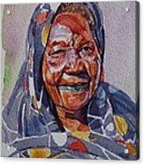 Face 23 Acrylic Print
