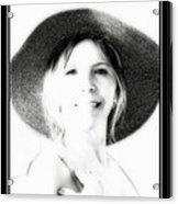 Faded Photograph Acrylic Print