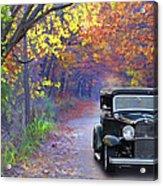 Fall 32 Acrylic Print