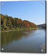 Fall Colors In London Ontario 7782 Acrylic Print