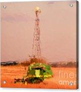 Fall Harvest Time Acrylic Print