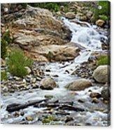Fall River Falls Acrylic Print