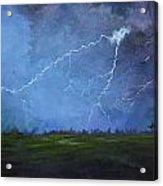 Fall Storm Acrylic Print