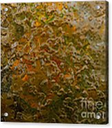 Fall To Pieces Acrylic Print