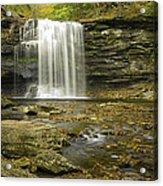 Falls Panorama Acrylic Print
