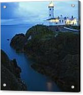 Fanad Head Lighthouse, County Donegal Acrylic Print