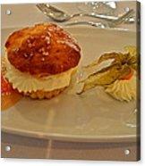 Fancy French Dessert Acrylic Print