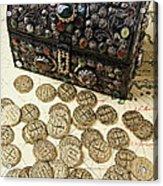 Fancy Treasure Chest  Acrylic Print