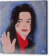 Farewell My Fans Acrylic Print