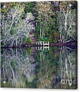 Farewell To Summer - Digital Painting Acrylic Print