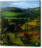 Farm Country Acrylic Print