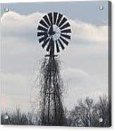 Farm Windmill Acrylic Print