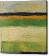 Farmfield By Highway 29 Acrylic Print