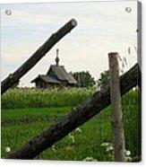 Farmstead Acrylic Print