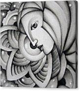 Fata Morgana Acrylic Print by Simona  Mereu