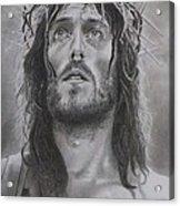 Father Forgive Them...  Acrylic Print