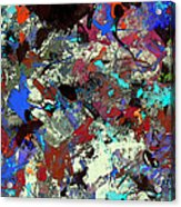 Fazaloom Acrylic Print