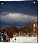 February 8 2011 Acrylic Print