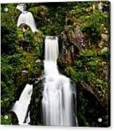 Feldberg Waterfall Acrylic Print