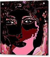 Female Warrior Acrylic Print