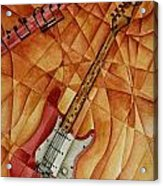 Fender Acrylic Print