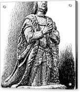 Ferdinand V Of Castile (1452-1516) Acrylic Print by Granger