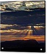 Fernley Sunrise 2 Acrylic Print