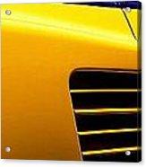 Ferrari Side Acrylic Print