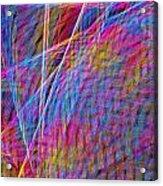 Ferris Tracings 630 Acrylic Print