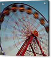 Ferris Wheel Iv Acrylic Print