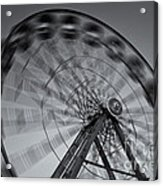 Ferris Wheel V Acrylic Print