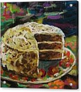 Festive-from The Sweets Line Acrylic Print