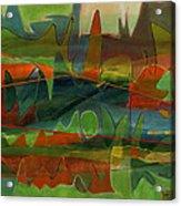 Fields Two Acrylic Print