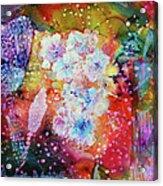 Fiesta Painting  Acrylic Print