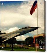 Fighter Jet Panama City Fl Acrylic Print