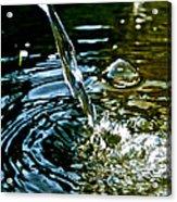 Fill Er Up Acrylic Print