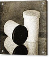 Film Capsule Acrylic Print