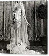Film: Fair Lady, 1922 Acrylic Print